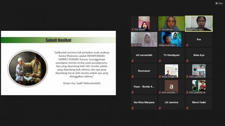 PAUD Pengembangan Insani Bangun Kolaborasi dalam Mendidik Anak pada Masa Pandemi