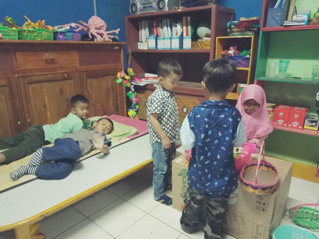 Daycare Pengembangan Insani