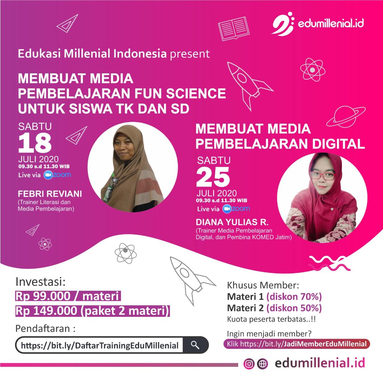 Training Media Pembelajaran (Seri ke-2)